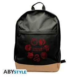 SEVEN DEADLY SINS EMBLEMS SPORT BAG