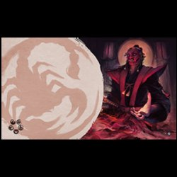 TAPETE L5R LCG: MASTER OF SECRETS (ESCORPION)