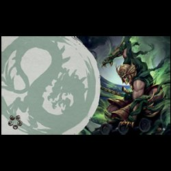 TAPETE L5R LCG: MASTER OF THE HOUSE OF LIGHT (DR)