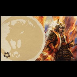 TAPETE L5R LCG: RIGHT HAND OF THE EMPEROR (LEON)