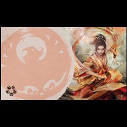 TAPETE L5R LCG: THE SOUL OF SHIBA (FENIX)