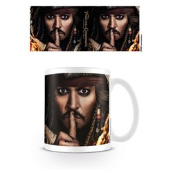 MUG PIRATAS DEL CARIBE SECRET