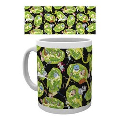 MUG RICK & MORTY PORTALS