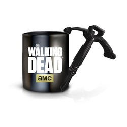 TAZA WALKING DEAD BALLESTA 3D