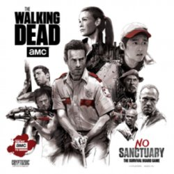 THE WALKING DEAD: NO SANCTUARY (INGLES)