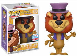FIGURA POP HANNA BARBERA: LIPPY THE LION NYCC