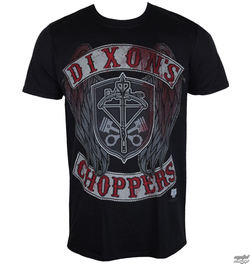 CAMISETA WALKING DEAD DIXON CHOPPERS XL