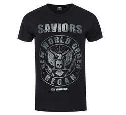 CAMISETA WALKING DEAD SAVIORS XL