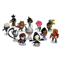 OVERWATCH DISPLAY FIGURES CUTE (12)