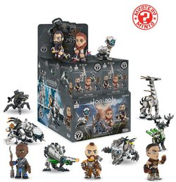 HORIZON ZERO DAWN MYSTERY MINIS VINYL MINI FIGURES 6 CM DISPLAY