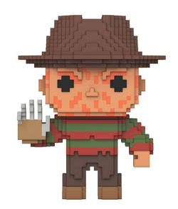 FUNKO 8-BIT POP! HORROR - FREDDY KRUEGER VINYL FIGURE