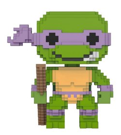 FUNKO 8-BIT POP! TMNT - DONATELLO VINYL FIGURE 10CM
