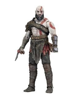 FIGURA GOD OF WAR KRATOS 45 CM