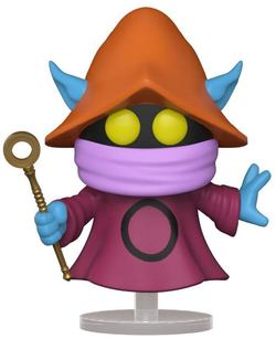 FIGURA POP MASTERS OF UNIVERSE: ORKO
