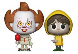 FIGURA VYNL PACK IT PENNYWISE & GEORGIE