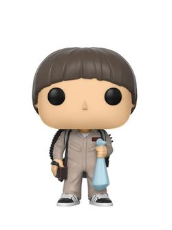 FIGURA POP STRANGER THINGS: WILL GHOSTBUSTER