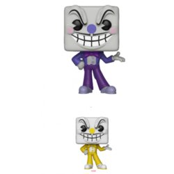 CAJA POP CUPHEAD KING DICE CHASE (5+1)