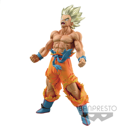 FIGURA BANPRESTO DRAGON BALL GOKU BLOOD SAIY 18 CM