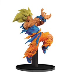 FIGURA BANPRESTO DRAGON BALL GOKU COLOS 16 CM