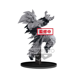 FIGURA BANPRESTO DRAGON BALL GOKU COLOS GRIS 16 CM