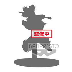FIGURA BANPRESTO DRAGON BALL TRUNKS COLOS GRIS 11