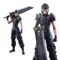 FINAL FANTASY VII PLAY ARTS ZACK FIGURE 24CM