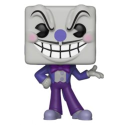 FIGURA POP CUPHEAD: KING DICE