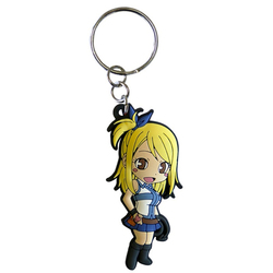 FAIRY TAIL LUCY PVC KEYRING