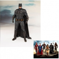 FIGURA ARTFX JLA MOVIE BATMAN 19CM