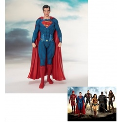 FIGURA ARTFX JLA MOVIE SUPERMAN 19CM