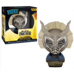 FIGURA DORBZ BLACK PANTHER KILLMONGER