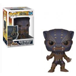 FIGURA POP BLACK PANTHER: BLACK PANTHER WATERFALL
