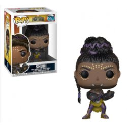 FIGURA POP BLACK PANTHER: SHURI