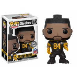 FIGURA POP NFL: ANTONIO BROWN COLOR