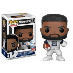 FIGURA POP NFL: EZEKIEL ELLIOT COLOR