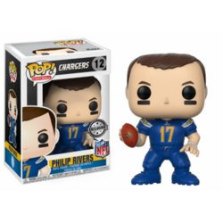 FIGURA POP NFL: PHILLIP RIVERS COLOR