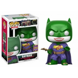 FIGURA POP SUICIDE SQUAD: JOKER/BATMAN