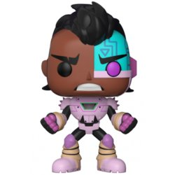 POP VINYL FIGURE TEEN TITANS GO: CYBORG