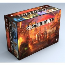 GLOOMHAVEN 2ND EDITION (INGLES)