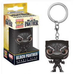LLAVERO POP BLACK PANTHER BLACK PANTHER