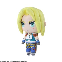 PELUCHE FINAL FANTASY IX MINI ZIDANE 17 CM
