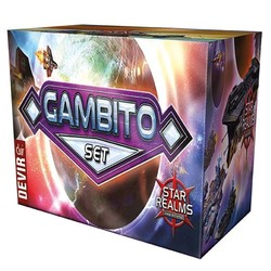 DISPLAY BOOSTERS STAR REALMS GAMBIT (24)