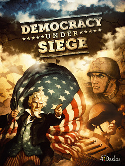 DEMOCRACY UNDER SIEGE (INGLES)