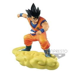 FIGURA BANPRESTO DRAGON BALL GOKU KINTOUN 18CM