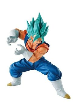 FIGURA BANPRESTO DRAGON BALL VEGETO BLUE 16CM