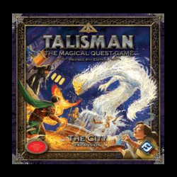 TALISMAN 4TH EDICION: THE CITY (INGLES)