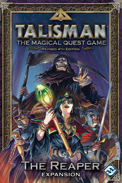 TALISMAN 4TH EDICION: THE REAPER (INGLES)