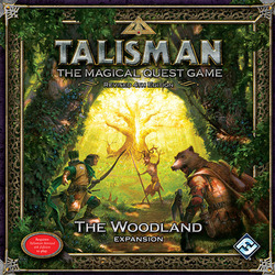 TALISMAN 4TH EDICION: THE WOODLAND (INGLES)