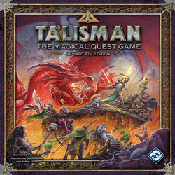 TALISMAN 4TH EDICION CORE GAME (INGLES)