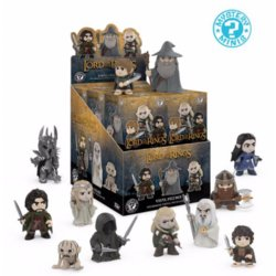 DISPLAY FIGURAS LORD OF THE RINGS MISTERY MINI (12)